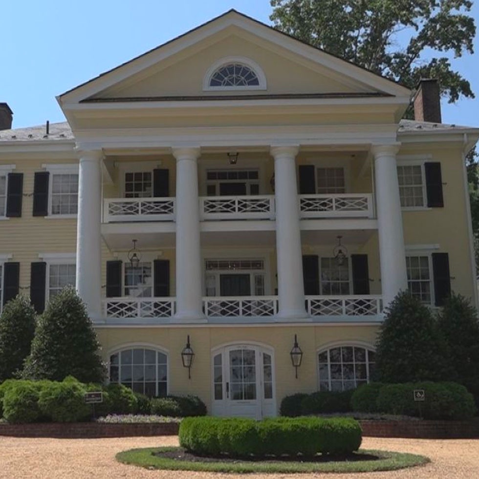 The Inn at Willow Grove voted top resort hotel in the South