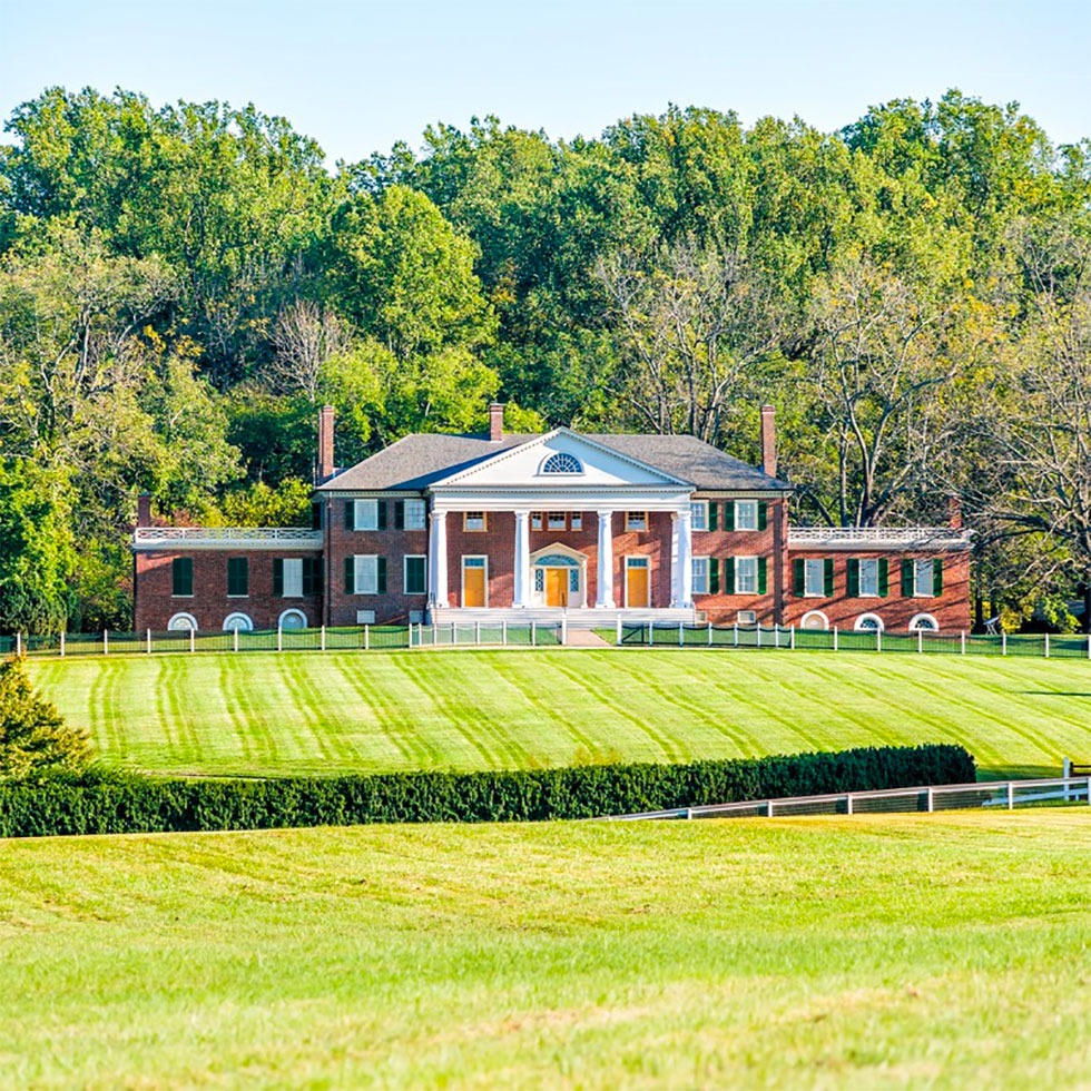 7 Inspiring Presidential Homes To Visit In The Southern U.S.